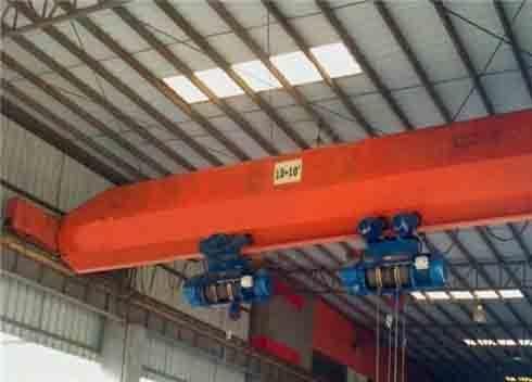 LDE型电动单梁起重机
